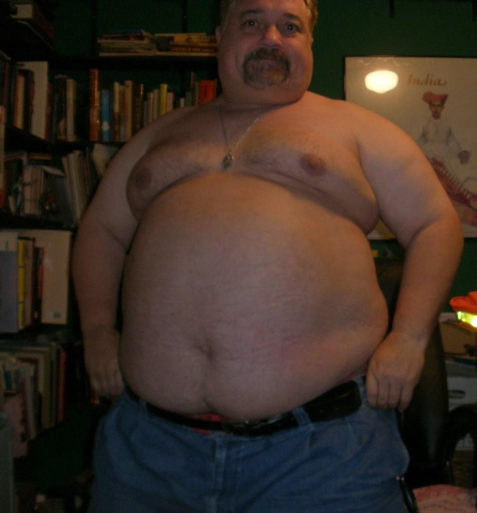 big fat man bellies porn galleries