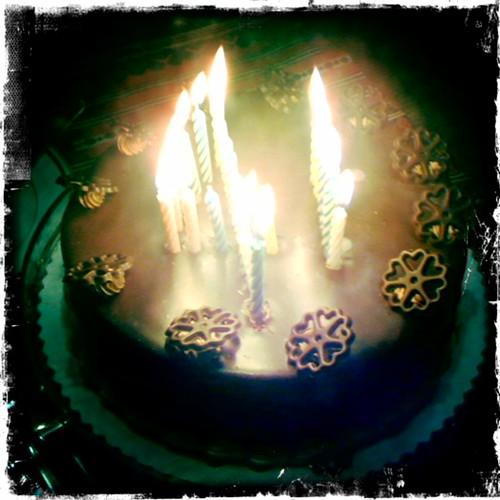 Gus Birthday Cake