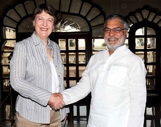 UNDP Administrator Helen Clark in Rajasthan.... | by United Nations Development Programme