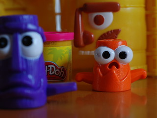 69/365: Play-Doh Toys | by Mark Bonica