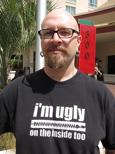 I'm Ugly On The Inside Too | by Scott Beale