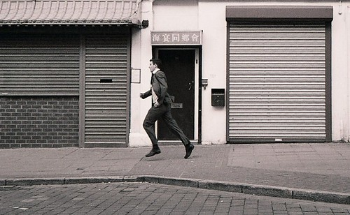 Running - China Town | by SomeDriftwood