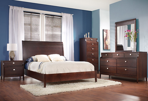 Ap industries blue note collection adult bedroom chamb for Chambre a coucher adulte solde