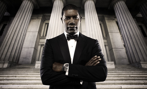 Actor Dennis Haysbert | by Joel Grimes Photography