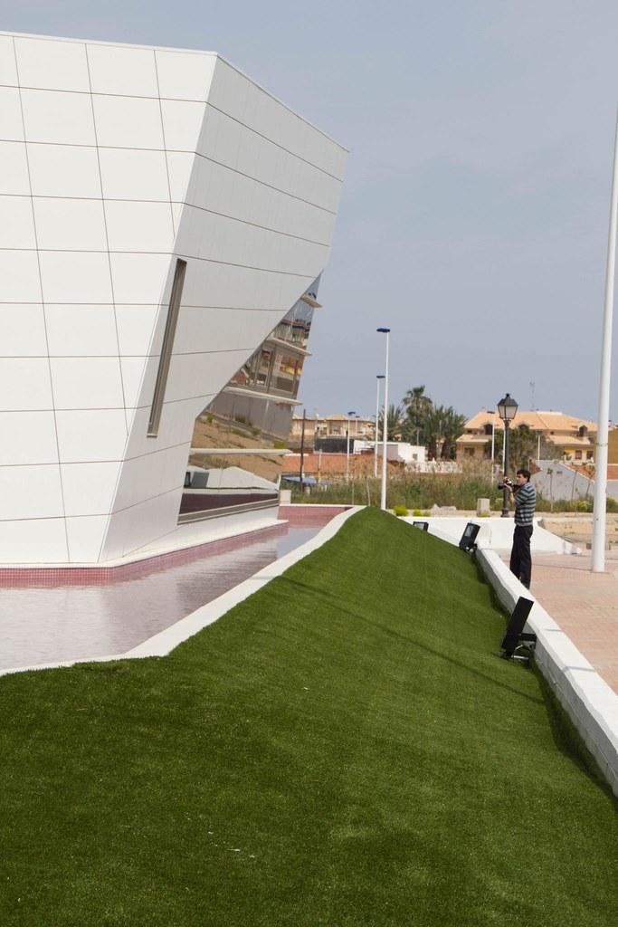 Raul torres rubio 8 cit centro de inciativas tur sticas - Raul torres arquitecto ...