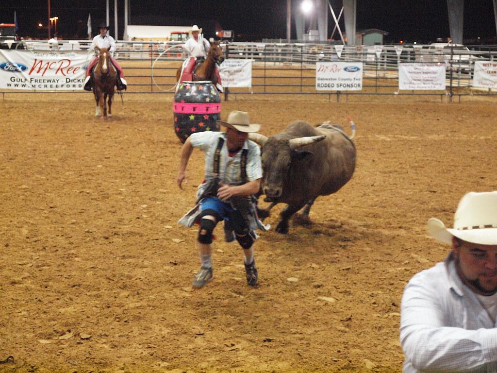 Hitchcock Texas Galveston County Fair Rodeo Fairgrounds Np