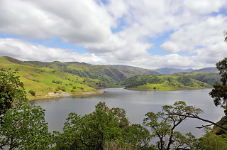 Calaveras Reservoir in Spring | by Images by John 'K'