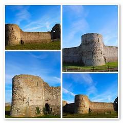 Pevensey - William the Conqueror's First English Castle