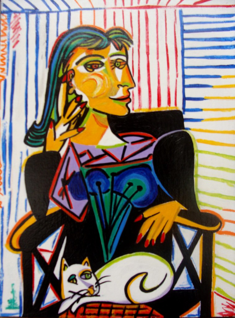 pablo picasso essays Pablo uric y picasso was a famous spanish painter during the early sass's he was also a famous sculptor, ceramicist, printmaker, and stage designer he was most famous for his paintings.