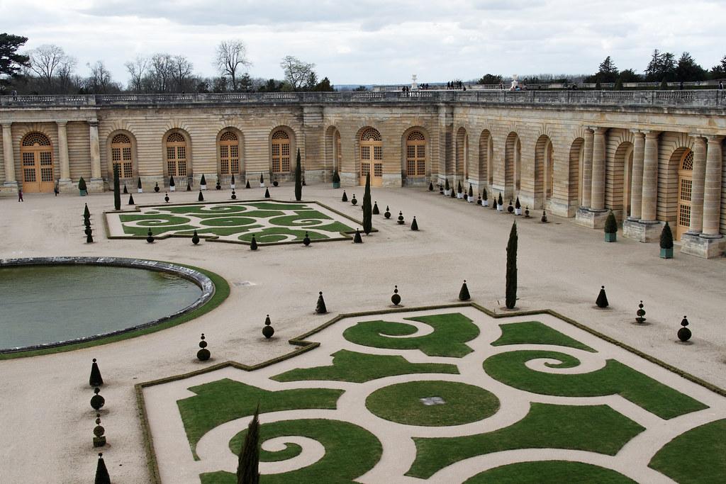 Chateau de versailles les jardins de l 39 orangerie flickr - Les jardins de l orangerie ...