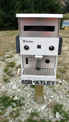 My favourite Espresso Mail - Arthurs Point letter boxes | by kiwigran