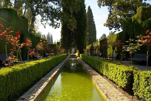 Jardines de la alhambra flickr photo sharing for Jardines alhambra