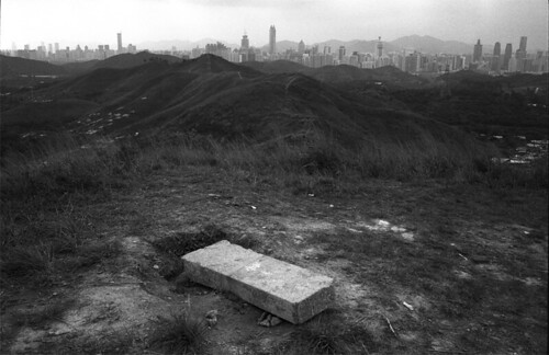 .city and the dead | by Man Wu