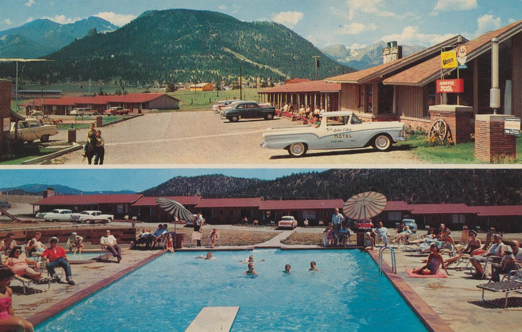 Lake Estes Motel - Estes Park, Colorado