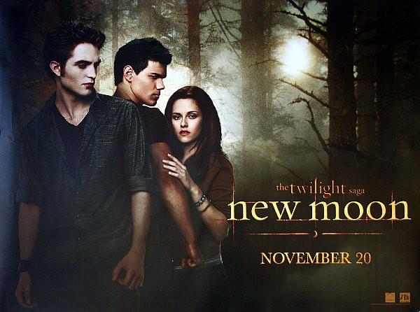 The Twilight Saga: New Moon (2009) Hindi Dubbed