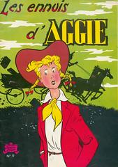 les ennuis d'Aggie N° 9
