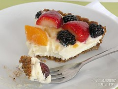 Fresh Fruit Tart with Pastry Cream | by Simply Sugar & Gluten-Free