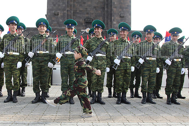 Armenian Military Academy Students | Armenian Military ...