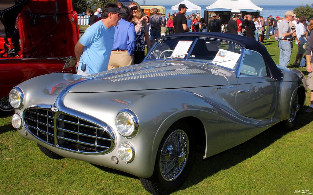La Jolla Motor Classic Car Show