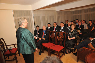 May 18, 2010 - Judge Peggy Hora's talk on Drug Treatment Courts in the 21st Century | by US Embassy New Zealand