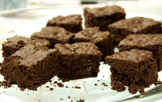 DUDE VEGAN BROWNIES | by linda sellers