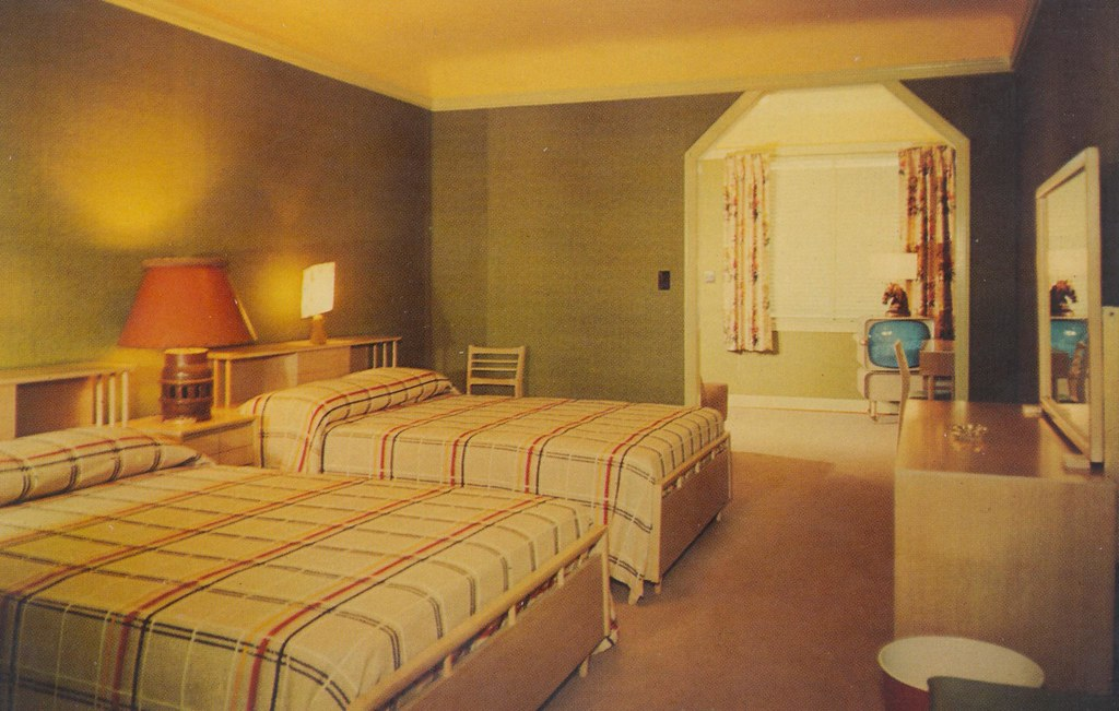 Parkview Motel and Restaurant - Nashville, Tennessee