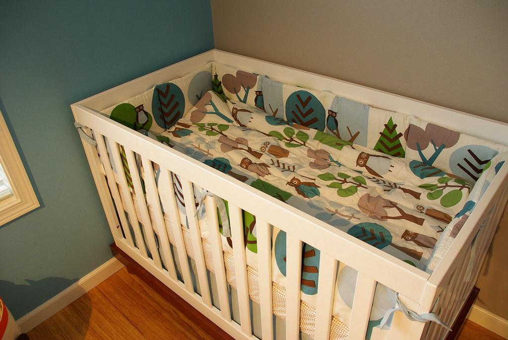 Olivia Crib Bedding