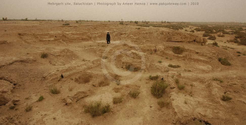 mehrgarh site  balochistan