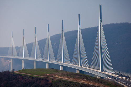 Millau Viaduct 2 | by Colin_E