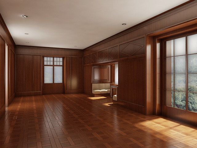 Exceptional Interior Wood Paneling WB Designs