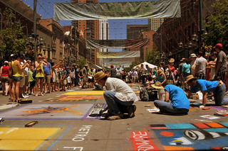 Denver Chalk Art Festival | by Dhaval Shreyas