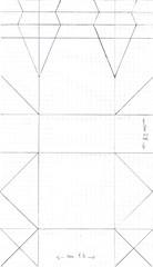 Diagram Origami Shirt Box