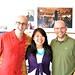 Geoff Livingston, May Yu and Dan Morrison