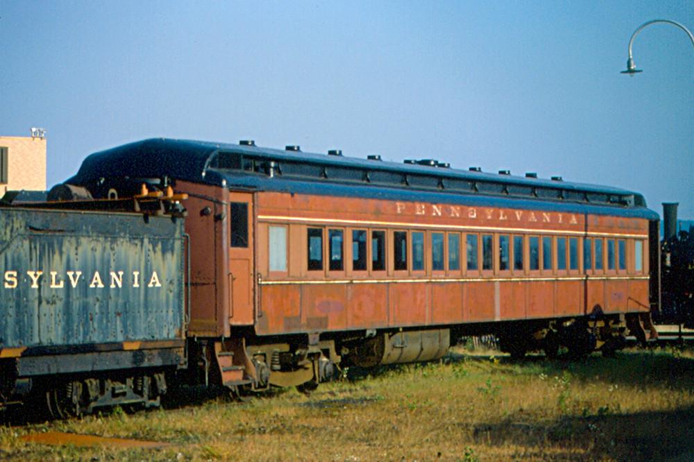 Old Railroad Cars Photos