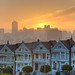 Painted Lady Sunrise