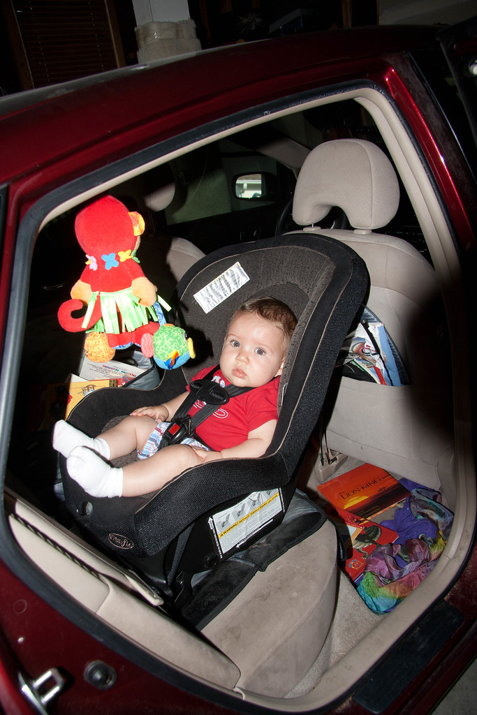 Car Seat Carrier For Toddler
