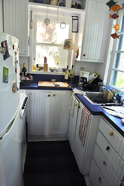 Kitchen U Shaped Small