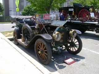1911 Buick Model 21 Maryland Motor Vehicle