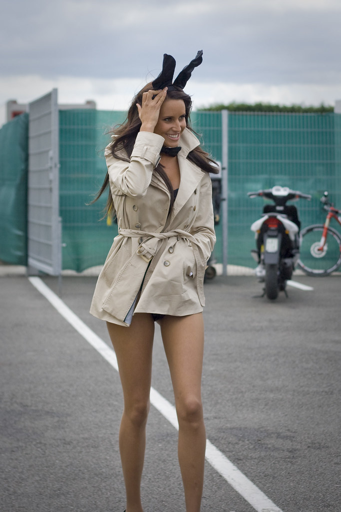 Brolly Dolly - Lauren Vickers for Playboy/LCR | Randy De Pun… | Flickr