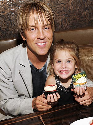 Dannielynn Hope with Daddy! | mbeirouty | Flickr