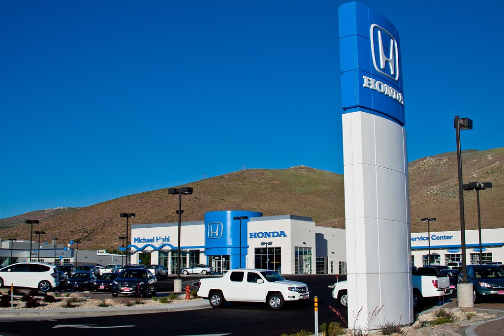 Michael hohl honda carson city carson city nevada car for Honda of carson