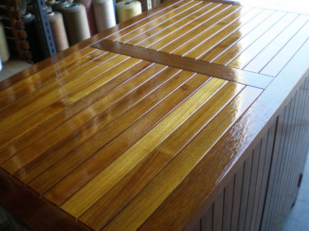 ... Teak Cabinet In Marine Varnish Finish | By Lissette@Custom Creations  Furniture