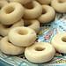 circular North African pastries