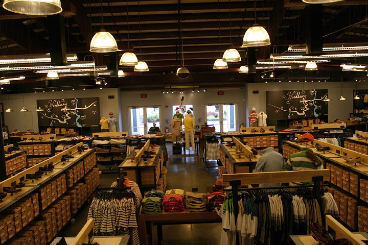 timberland store orlando