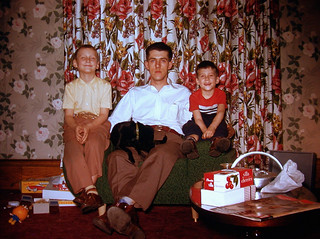 Christmas in the 1950s | by 24FM