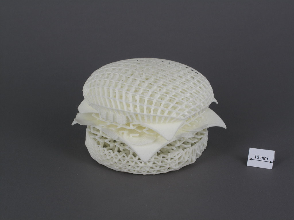 3D printed object made with netfabb | This 3D object is ...