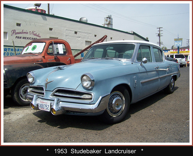1953 Studebaker Landcruiser | Flickr - Photo Sharing!