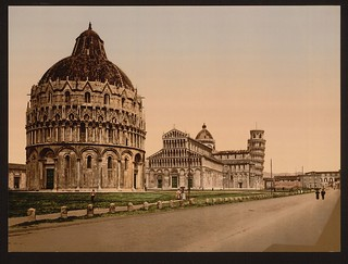 [Cathedral Square, Pisa, Italy] (LOC) | by The Library of Congress