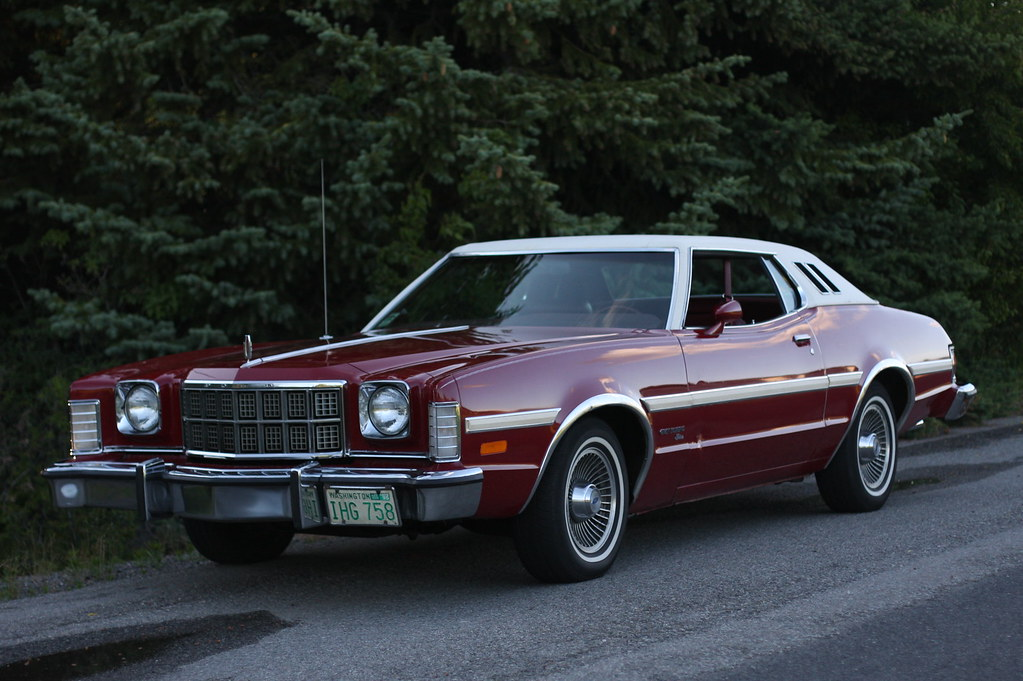 Ford Gran Torino Elite By Bikesaver