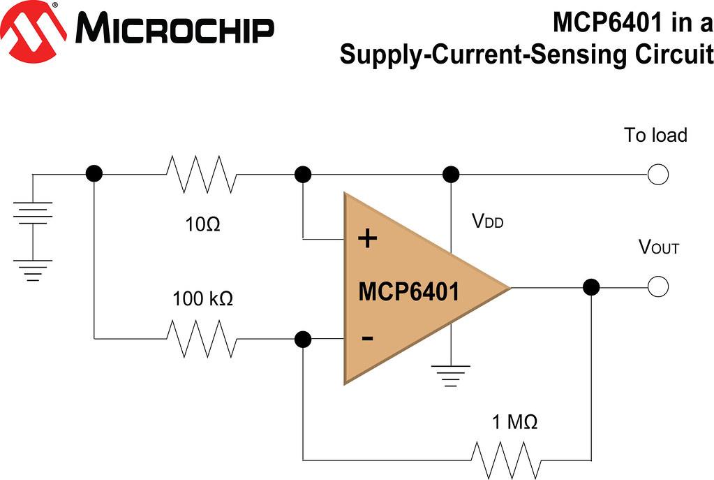 Block Diagram Of Op Amp | Block Diagram Microchip Technology S Mcp6401 2 4 Op Amps Flickr
